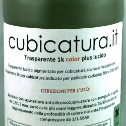 NEW - Trasparente 2k color plus - VERDE