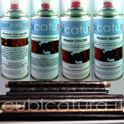 4 NEW KIT SPRAY PROFESSIONALE - SMALL