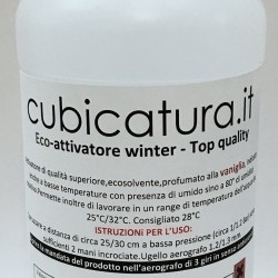 500 ML - eco - ATTIVATORE WINTER PROFUMATO